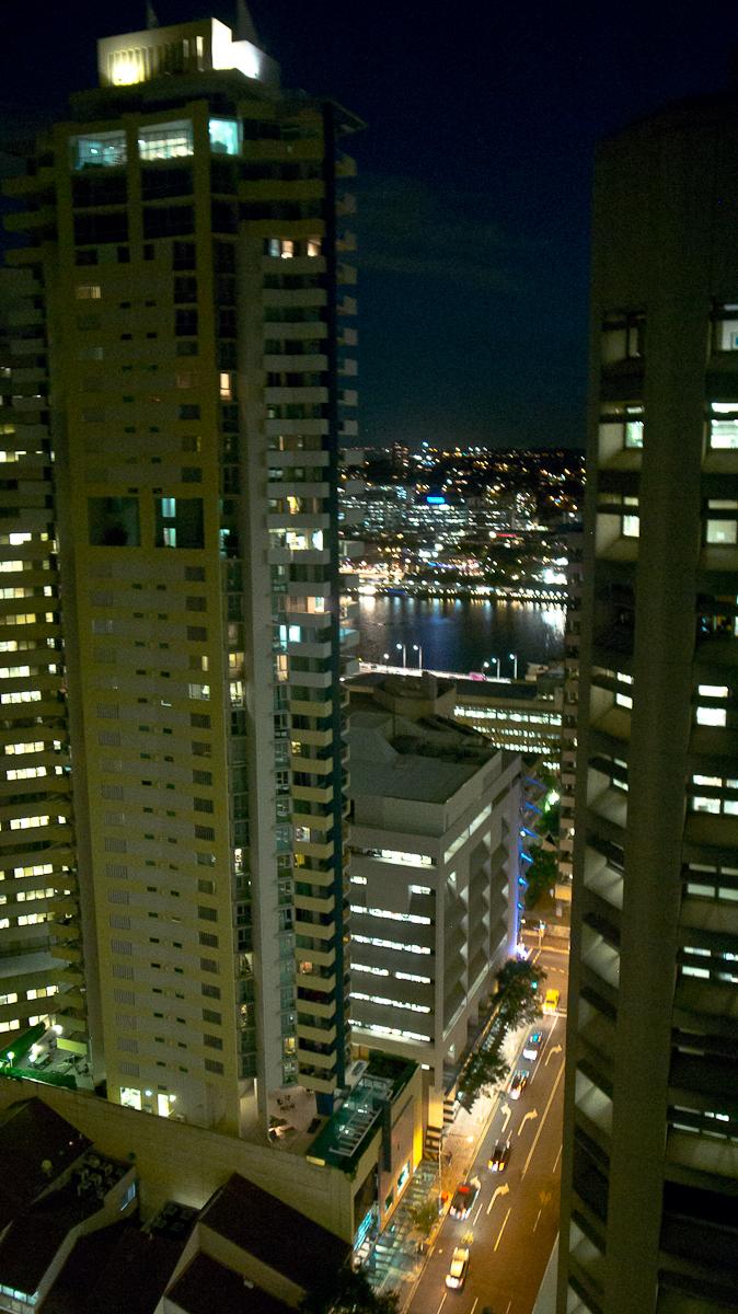 hotel view brisbane